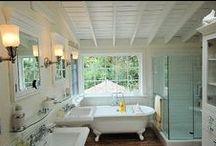 Home Sweet Home - Bathroom / by Heather Sorensen