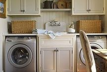 Home Sweet Home - Laundry Love / by Heather Sorensen