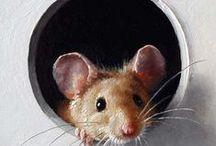Mice are Nice / by Heather Sorensen