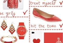 summer red / by Eat Breathe Live Color | Zoe