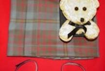 Wear the Plaid / Tartan wear for the Celts.