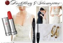 Dazzling & Glamourous Wedding / From Prima Haven Picture Perfect Contest winner: Lancôme Picture Perfect Wedding pinning challenge! Here's what I imagine for my perfect dazzling and glamourous wedding! / by Lancome USA