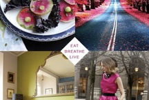 Pink Flambe / by Eat Breathe Live Color | Zoe