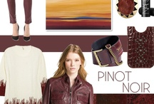 oxblood / by Eat Breathe Live Color | Zoe