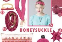 HoneySuckle / by Eat Breathe Live Color | Zoe