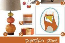 Pumpkin Spice / by Eat Breathe Live Color | Zoe