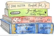 {all things} Jane Austen / Jane Austen * Sense & Sensibility * Pride & Prejudice * Emma * Persuasion * Northanger Abbey * Books * Movies * Quotes * Purchaseables
