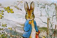 {all things} Beatrix Potter / Helen Beatrix Potter (28 July 1866 – 22 December 1943) was an English author, illustrator, natural scientist and conservationist best known for her imaginative children's books featuring animals such as those in The Tale of Peter Rabbit which celebrated the British landscape and country life.