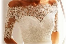 Wedding Gowns & Bridal Accessories / by Ro !