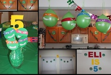 Eli's 5th Birthday / by Jenni Reger
