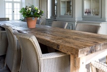 Dining Rooms / by Meghan Smith