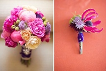 Bouquets and Boutonnieres / by Ro !