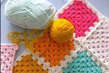 CROCHET LOVE / Pretty pictures and links to patterns for all things crochet!!! / by Sarah @ Sarahndipities
