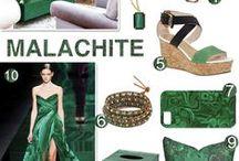 Malachite / by Eat Breathe Live Color | Zoe