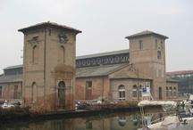 Cervia (RA), Italy / Cervia, on the Adriatic Coast of Italy