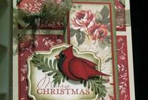 Stampin' Up: Christmas Cards / by Laurie Visser Ruhstorfer