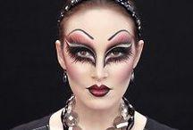 Halloween Costume/Makeup Ideas / by Kristi Gomez