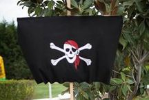 Pirate Themed Birthday Party / Kindergarten pirate party for 6 year old! at pirate park!!