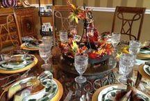 THANKSGIVING / The thankful receiver bears a plentiful harvest.  William Blake