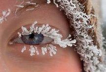 Les plaisirs de l'hiver! // Winter's pleasures!