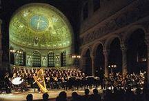 Events in Ravenna (RA), Italy / Concerts, exhibitons, festivals, shows, etc. #Ravenna #Romagna #Italy