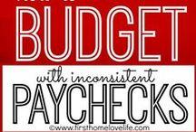 Money money money / Money, budgeting, stock market