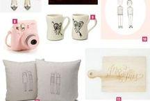 Gift Ideas / by Krysta Kunkel