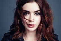 #LilyforLancome / Our favorite looks and photos of our newest ambassadress, Lily Collins. / by Lancome USA