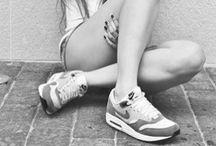 S N E A K E R S / Sneaker style  / by Rowena Gässler