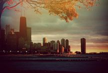 Chicago-my kind of town / by Kiley Janas