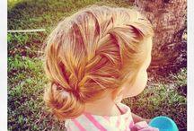 Toddler/Child Hair