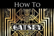 Gatsby Themed Party / Great Gatsby, party foods, party music, Gatsby theme party