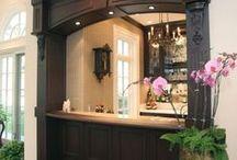 Kitchen remodel-Bar pass through / by Ellen Hanrahan