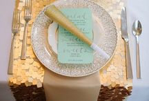 Table settings... / Table setting... / by Dorothy Anderson