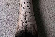 Dvrkness Tattoo