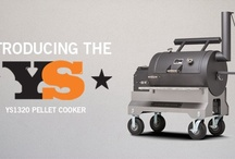 Grills and Smokers / Our favorite grills, smokers, and outdoor cooking devices. From Yoder Smokers to Weber, and Broil King to the Kamado Joe.  #YoderSmokers #KamadoJoe #Weber #Napoleon