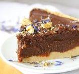 Ⓥ Vegan Desserts / Recipes & ideas for veggie & vegan sweet treats