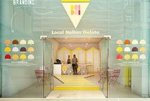Retail & public stores