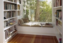 book/reading space