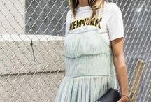Wearing Tips / Inspirations et idées de looks originaux