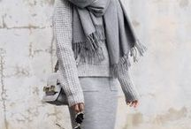 Winter Style / Inspirations et looks 100% HIVER