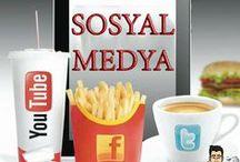 Sosyal Medya İnfografik / www.sosyalpedia.com sosyal Medya İnfografik sayfası