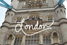 LONDON / by Klara ST