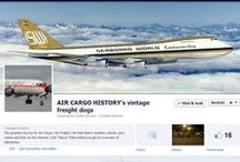 Air Cargo History / Check out AIR CARGO HISTORY's year-by-year TIMELINE 1910-2013 on facebook. Pick any year and see what happened: http://www.https://www.facebook.com/AirCargoHistory / by Air Cargo - How It Works
