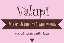 Valupi artesanía - nuestras creaciones