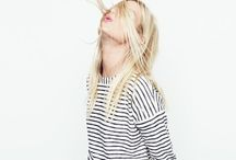 stripes & N o t e d / Full on stripe addiction!  - lets just say devoted!