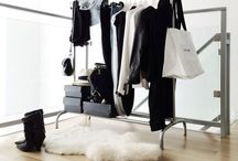 wardrobe spaces & N o t e d / Wardrobe spaces that are worthy!