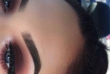 Eyes / eyeshadow and eyeliner, styles and tutorials