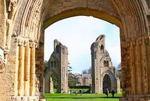 Cathedrals, Abbeys & Priories / As with castles, there's a rich history of soaring cathedrals and ruined abbeys, both in the UK and across the rest of Europe.