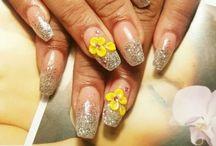 Nail by gaudy / Mi trabajo
